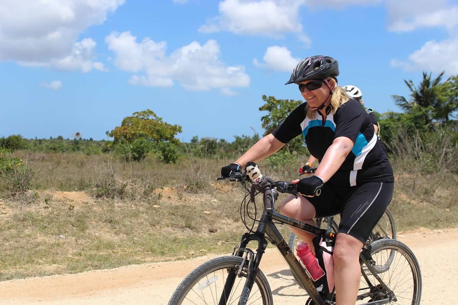 Cycle Moshi to Zanzibar