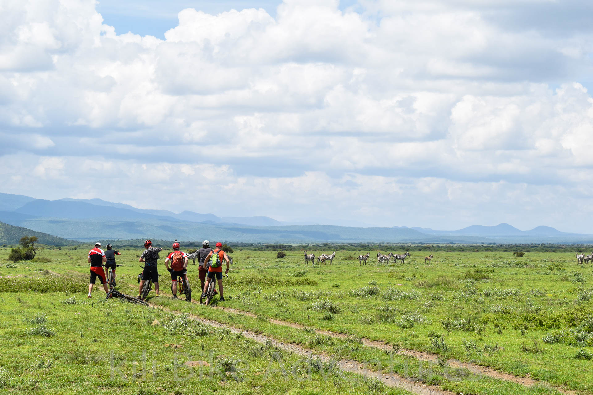 West Kilimanjaro Cycling Tour