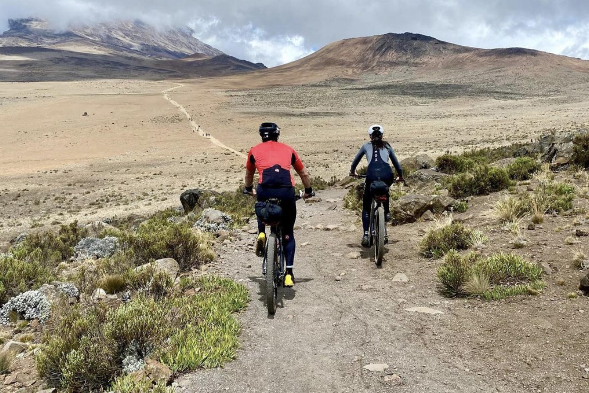 Shira Mountain Bike Tour