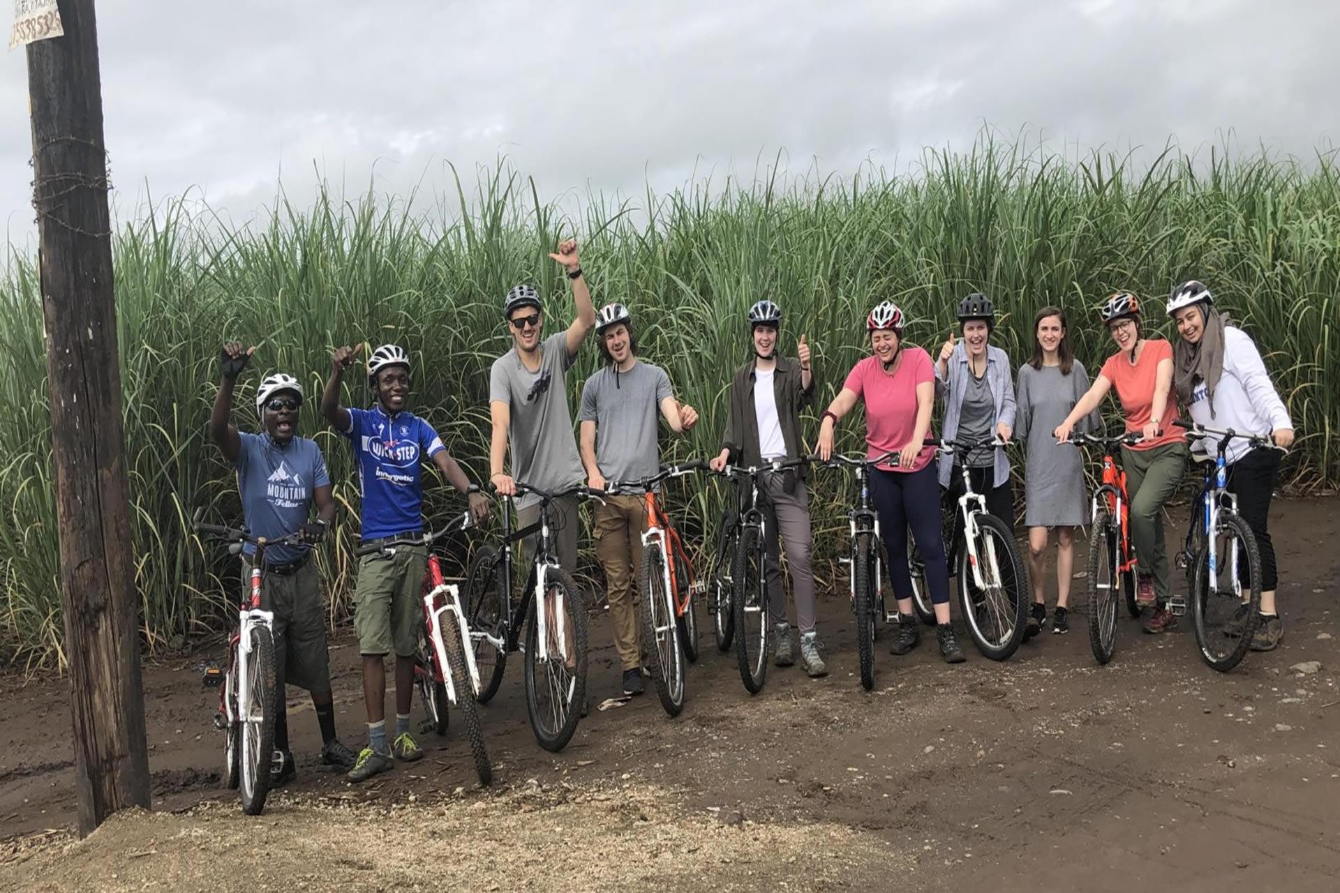 TPC Sugar Canes Bike Tour