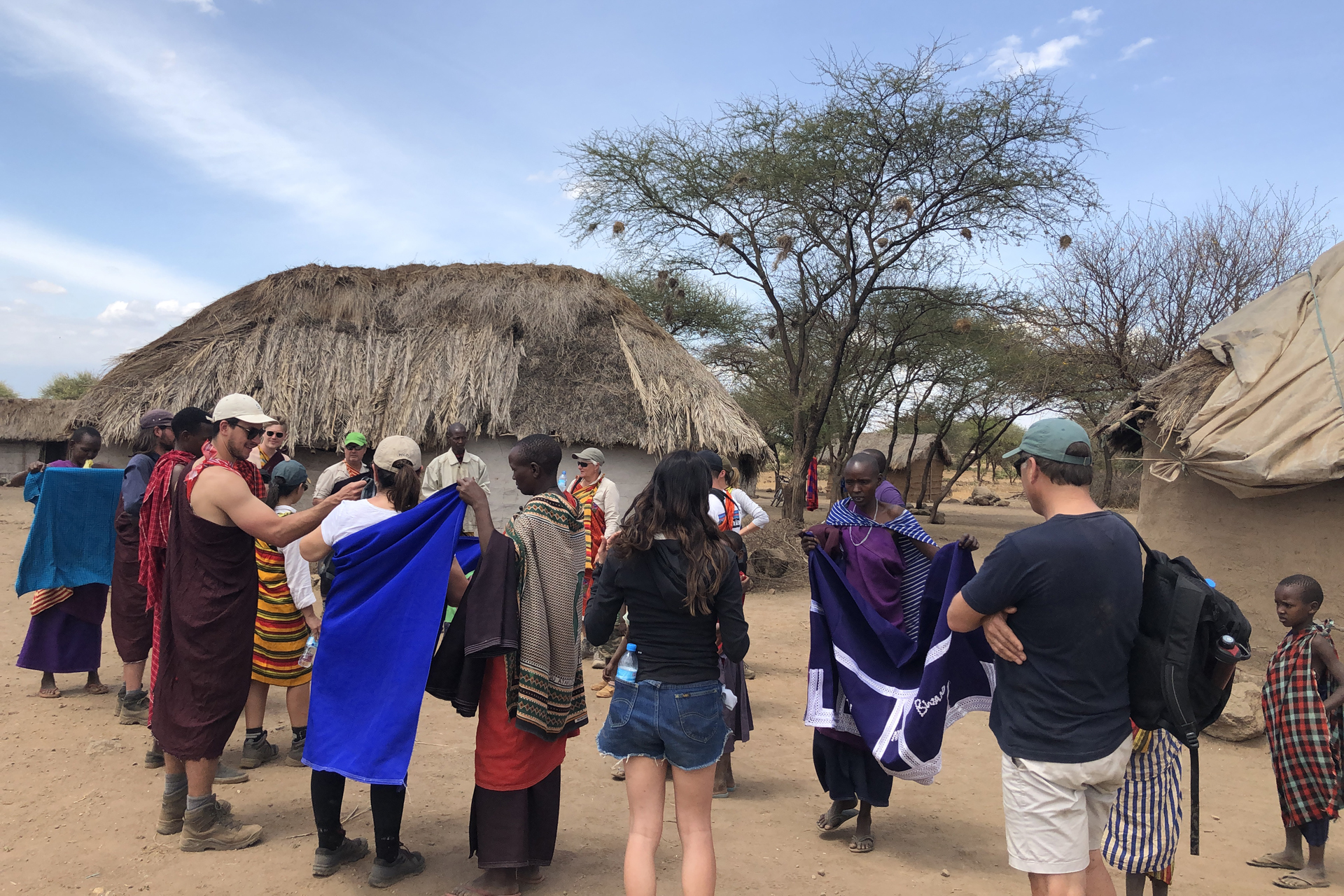 Maasai Village Day Trip