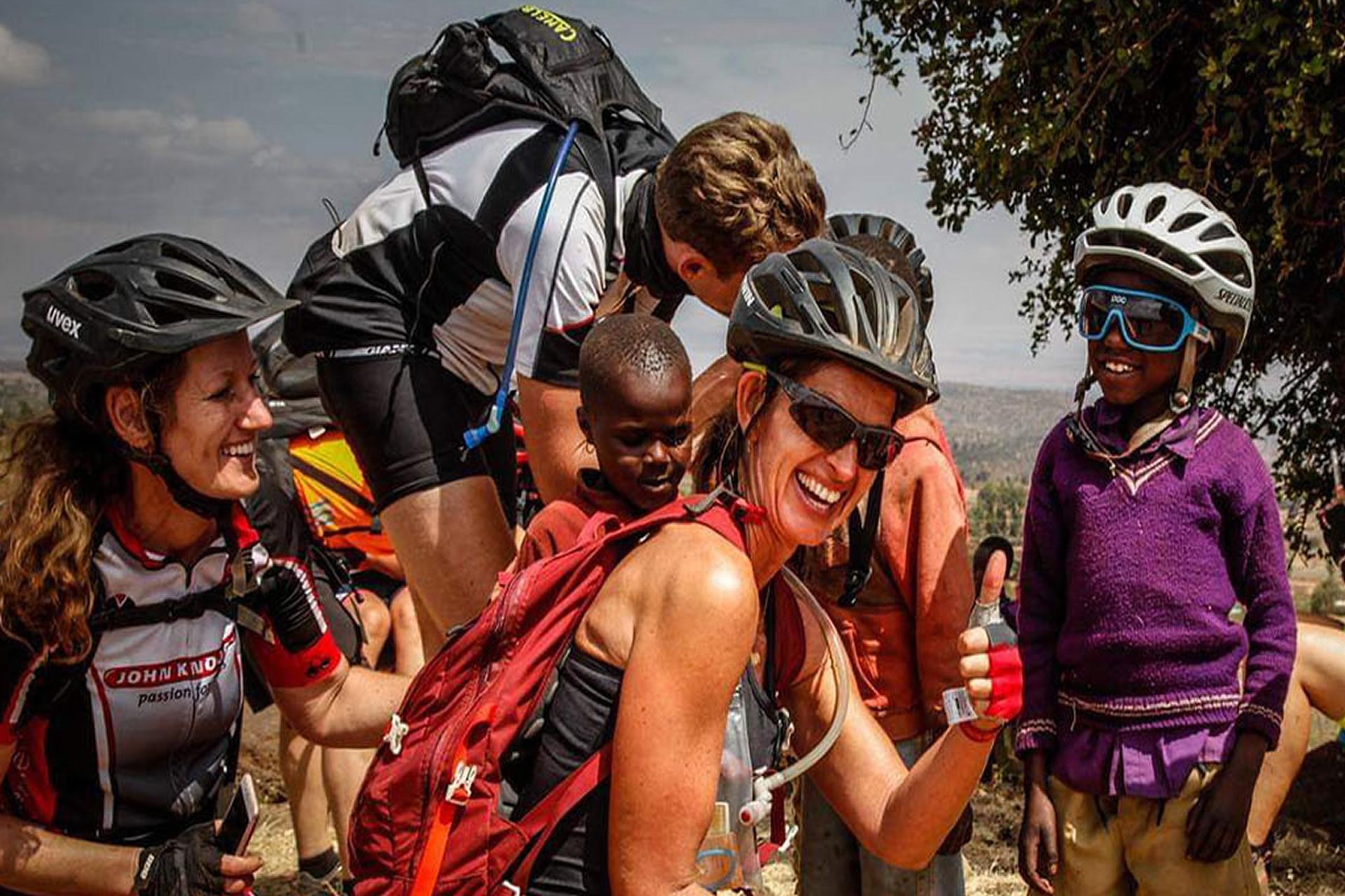 Northern Tanzania Cycling Safari