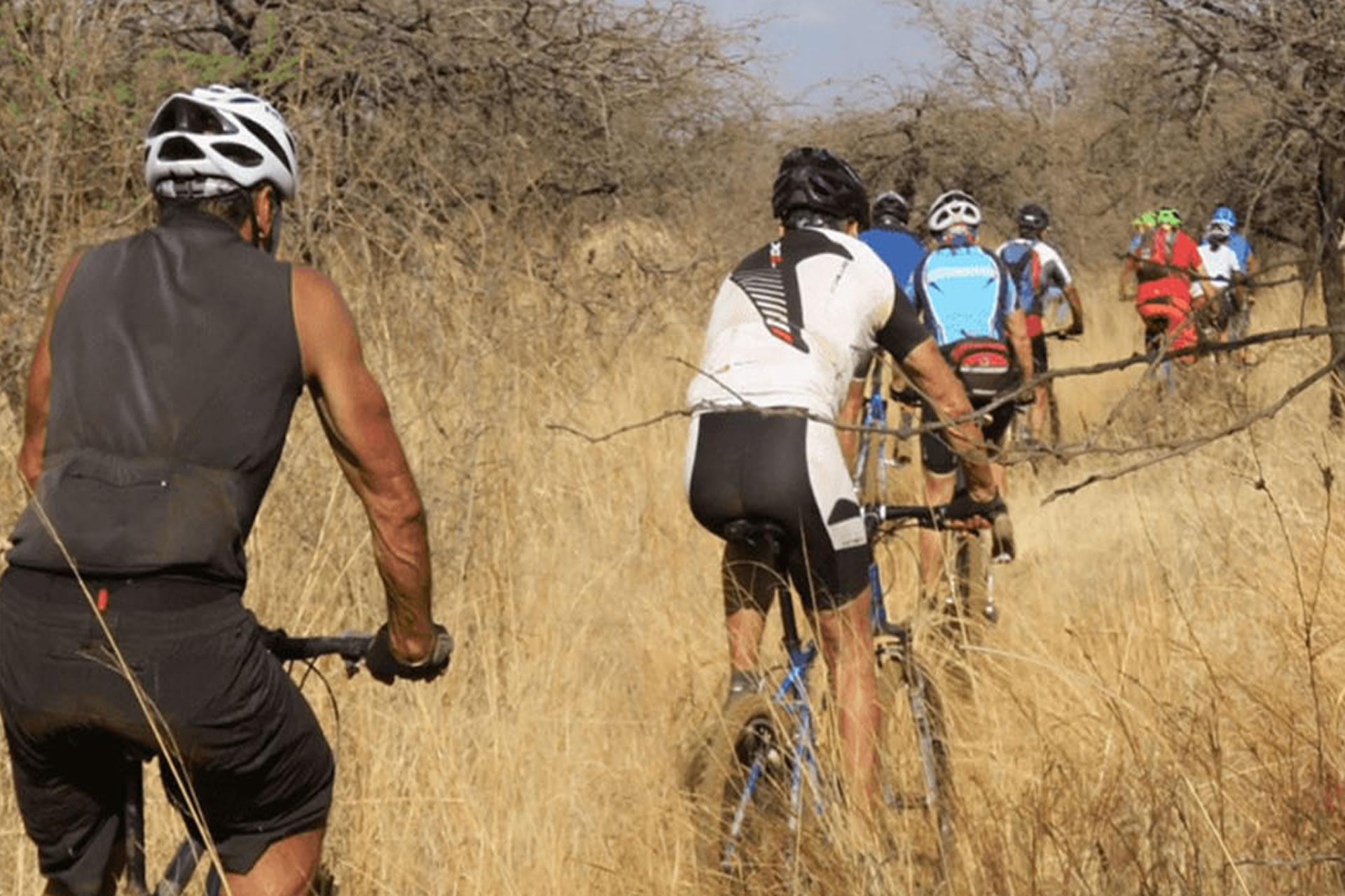 Kilimanjaro 360 Bike Tour